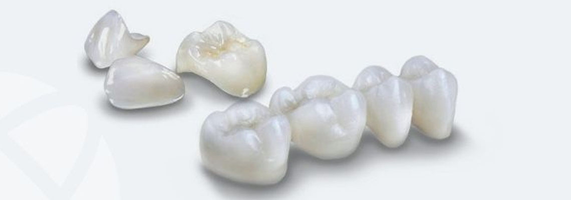 Zirconium crown